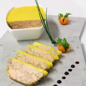 Photographie culinaire de foie gras par Christian Dubois